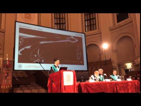 Walter de Silva - Lectio Doctoralis - Part V