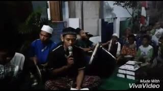 Majelis Arr ( Qasidah Burdah Pasal 8 )