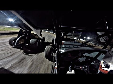 Full Onboard : Tanner Holmes| Cottage Grove Speedway| Feature Win 5/11/19