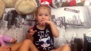 Прическа для девочки в детский сад) на короткие волосы)(, 2015-11-04T08:08:31.000Z)