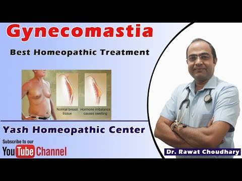Get permanent relief from Gynecomastia without operation