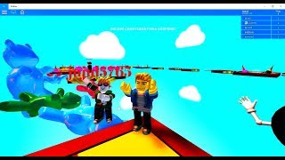 ON RUSH ON ROBLOX (AVEC JULOT).