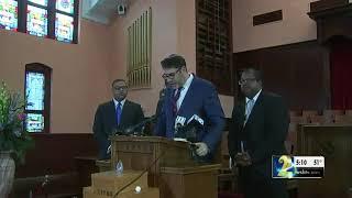 Atlanta spiritual leaders condemn President Trump
