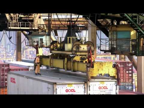 Megastructures HD! - Singapore, world's busiest port (1 of 5