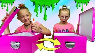 Video MYSTERY BOX SLIME SWITCH-UP CHALLENGE!!! download MP3, 3GP, MP4, WEBM, AVI, FLV Agustus 2018