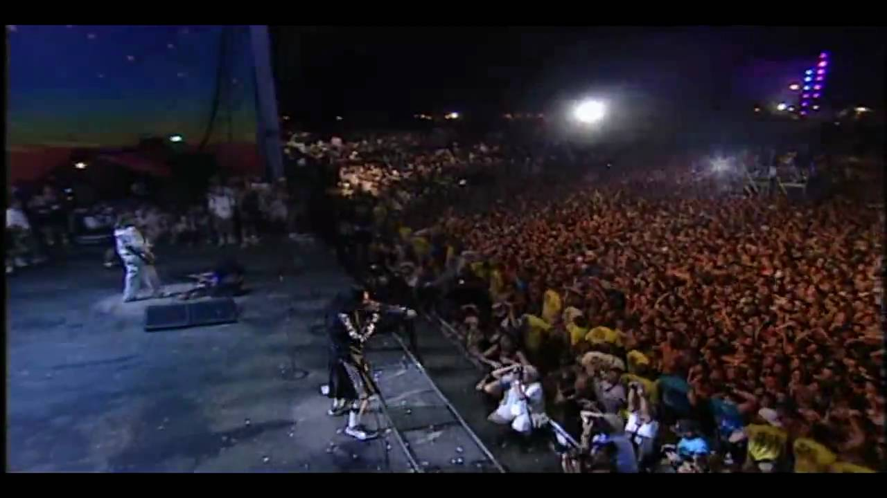 Korn Blind Woodstock'99 [HD] 720P - YouTube