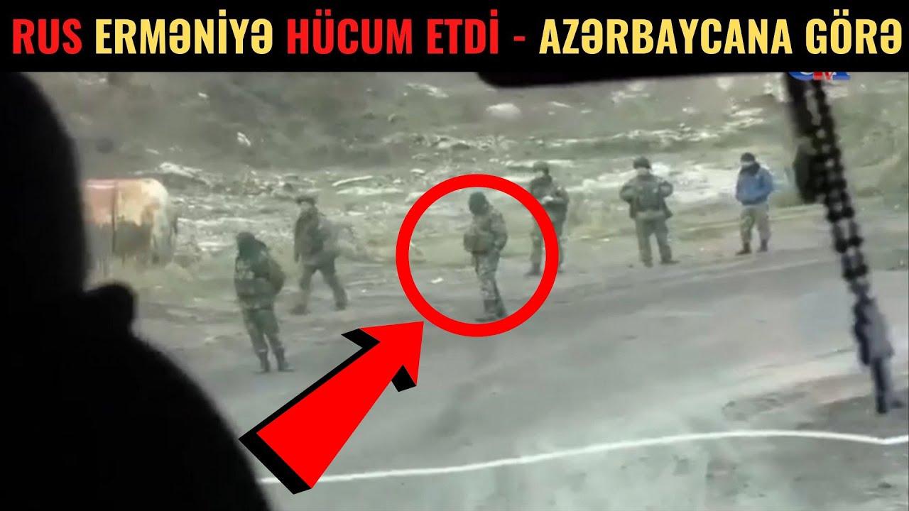 Hər kəs bu RUSLARDAN DANIŞIR - Azərbaycana görə GÖRÜN NƏ ETDİLƏR...ŞOK