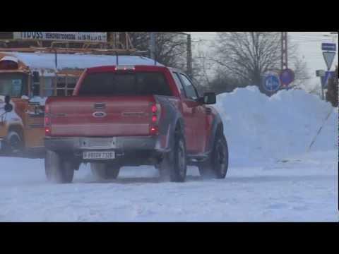 Xtra Motors - Ford F-150 Raptor