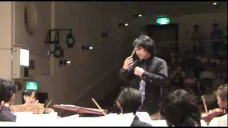 The Sound of Music(Medley) / Yusuke Ichihara Conducting
