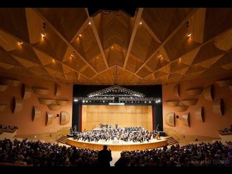 P.I.Tchaikovsky: Capricho Italiano op. 45 - Sinfónica de Galicia - Jesús López Cobos, director