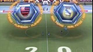 Flamengo 2x0 Real Potosí - 2012 - Taça Libertadores 2012 Fase Preliminar
