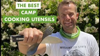 The Top 5 Camp Cooking Utensils from Chef Corso | Backpacking | Camping | Meals | Meals | Recipes