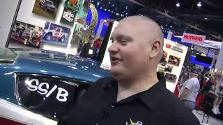 2010 SEMA V8TV Video Coverage: Gear Vendors Overdrives Sox & Martin Barracuda Feature