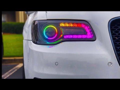 How To Build 2012-2020 Chrysler 300 Headlights