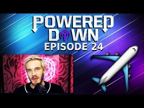 Powered Down #24 - Went to Dallas & Crazy Uber Story!