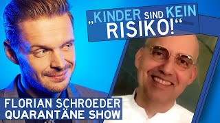 Die Corona-Quarantäne-Show vom 16.12.2020 mit Florian & Eckhart