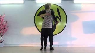 Бачата. Видео 2. Сергей Стрелков и Аполлинария Ременюк
