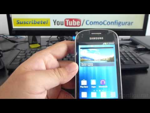 gt s6810 Samsung Galaxy fame español Video Full HD