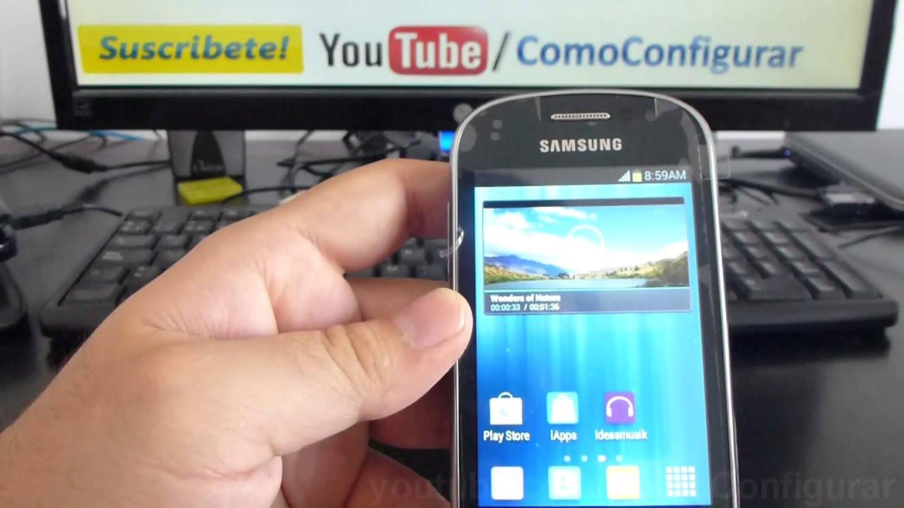 Samsung galaxy fame gt s6810
