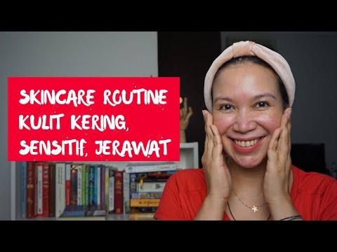 Skincare Routine Pagi Affi Assegaf | Kulit Dehidrasi & Sensitif