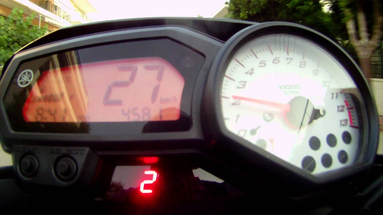 maxresdefault yamaha fz8 gear indicator in action youtube yamaha fz8 wiring diagram at creativeand.co