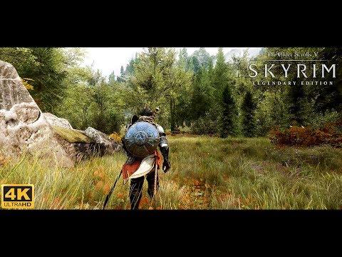 ◉ Skyrim LE Ultra Modded 4K : Best Next Gen Graphics !! W/Modlist !! ◉