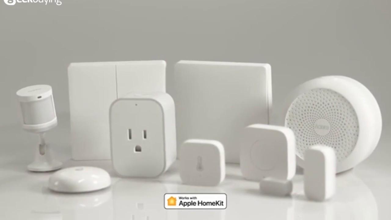 Xiaomi Aqara Wireless WiFi Zigbee Smart Gateway