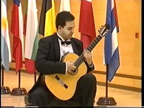 SonataOp.47 Ginastera  (Mauricio Diaz Alvarez  XV Concurso Internacional Madrid 2002 )