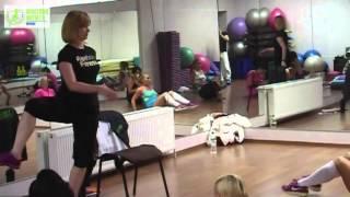 Экспресс-курс «Инструктор аква-фитнеса»   Часть 1