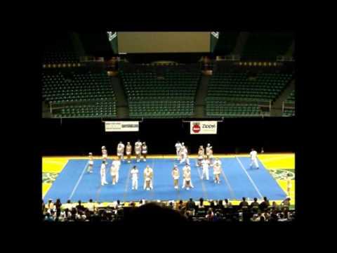 Hawai'i Pacific Cheer 2011 Squad Exhibition