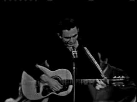 Johnny Cash - 'Busted'