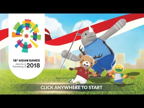 18th Asian Games 2018 Official Game Android Gameplay