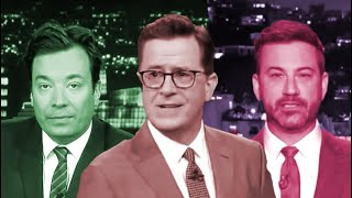 How Late-Night Comedy Died