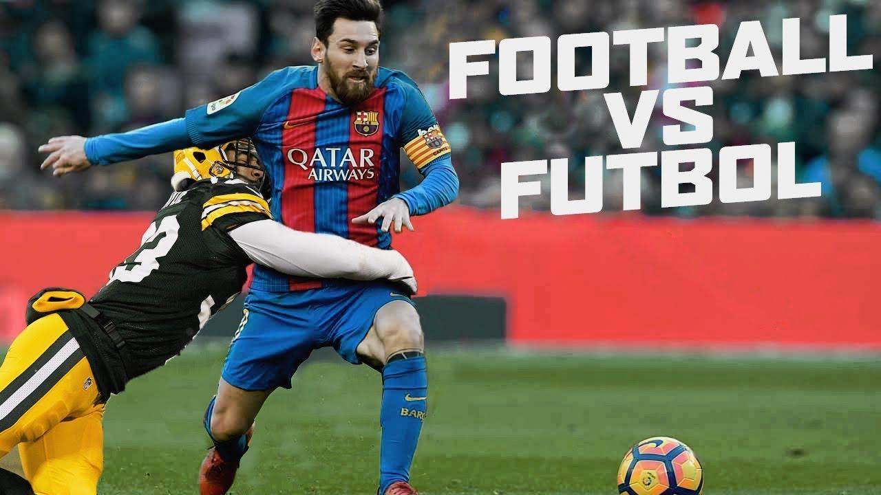 soccer vs football