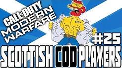 SCOTTISH COD PLAYERS #25 (Feat: Noodles 91) Modern Warfare/Warzone