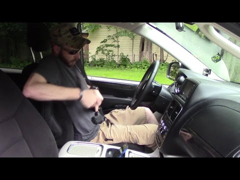 Concealed Carry In The Vehicle Tips