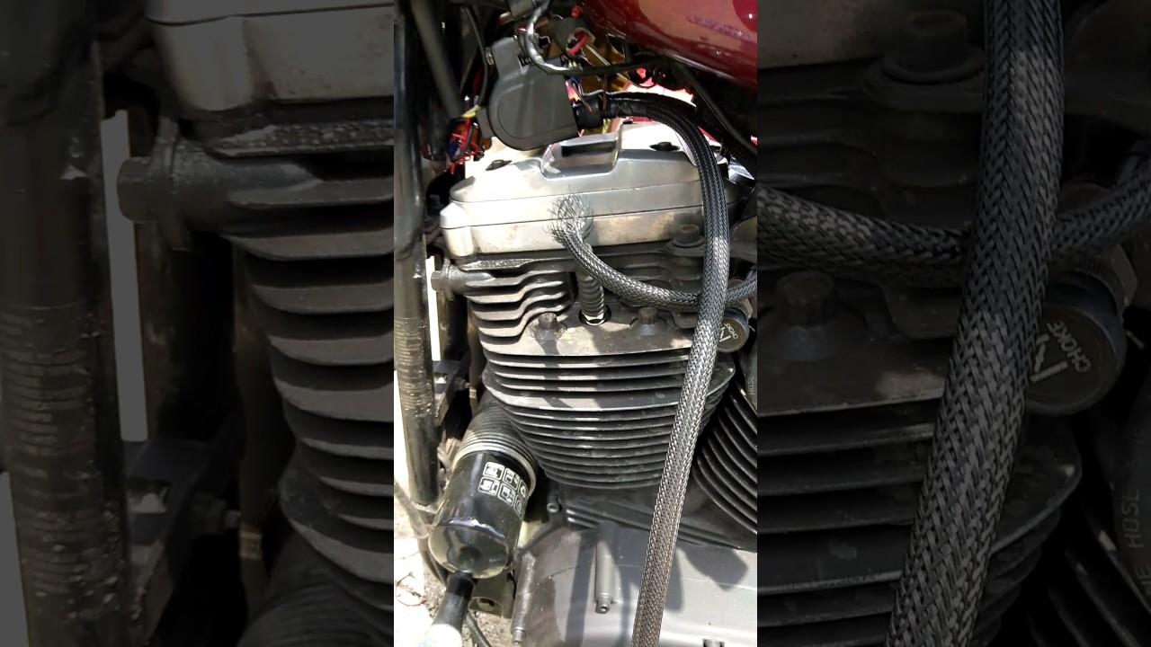 99 Harley Davidson sportster 883 no spark issue - YouTube