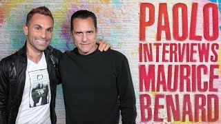 A Fun & Intimate Interview with GH's Maurice Benard