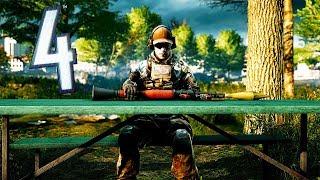 Battlefield 4 Random Moments #114 (Evil EOD Bot, Tank Launch!)