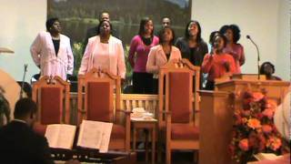 First African Baptist Of Vidalia,ga Choir At Womenday Part 2  10-22-11