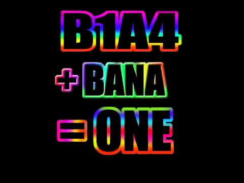 B1A4 It's Only love (Mp3 Version)