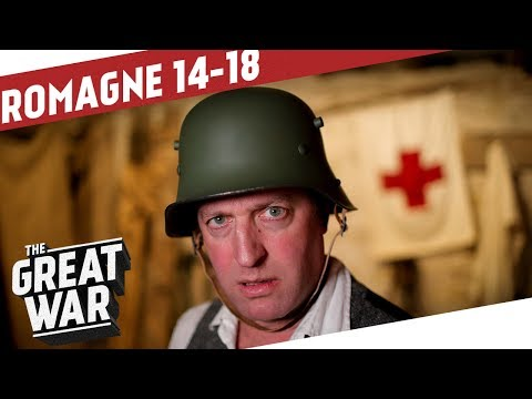 Exploring the Romagne 14-18 Museum in France I THE GREAT WAR Special