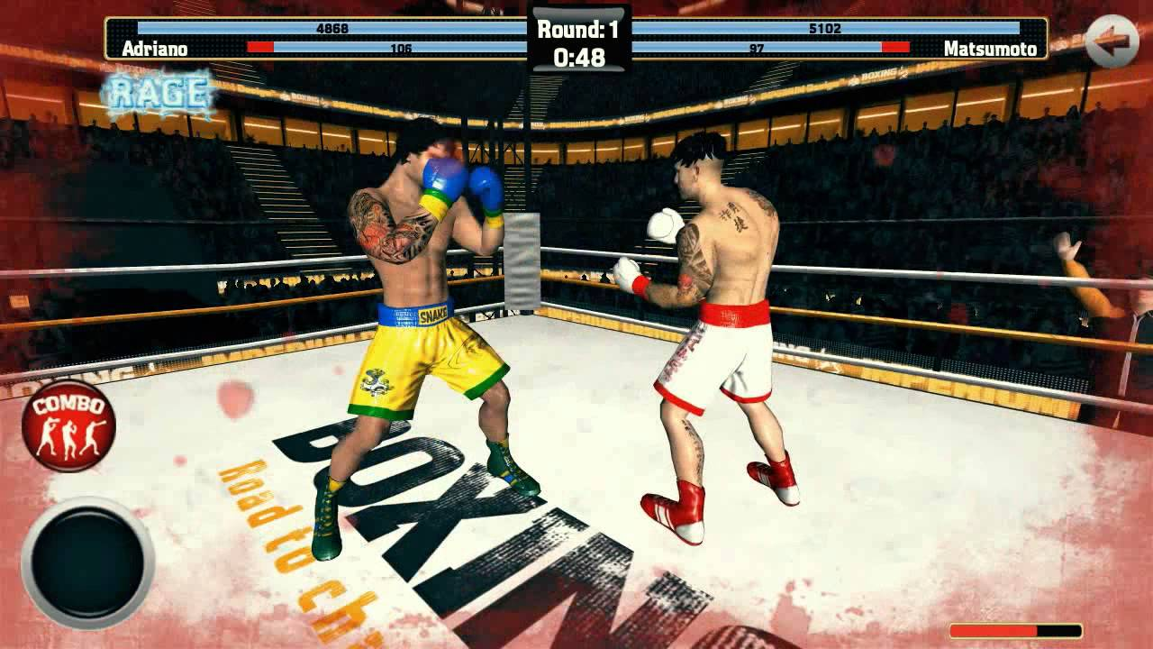 Boxing Road To Champion Youtube