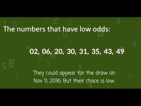 LottoMax Number Secrets 2016