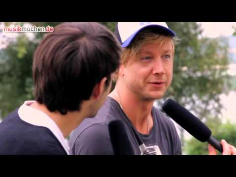 Samu Haber von Sunrise Avenue im Interview