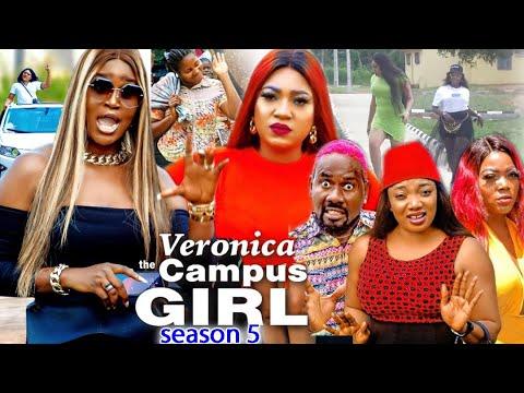 Download VERONICA THE CAMPUS GIRL SEASON 5(Trending New Movie) Chizzy Alichi 2021 Latest Nigerian  Movie 720p