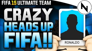 HILARIOUS HEADS UP FIFA - FIFA 15 Ultimate Team w AJ3FIFA CapGunTom  ZwebackHD
