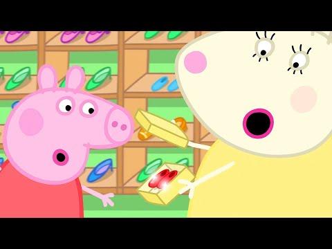 Gurli Gris Nye Sko Dansk Tale Tegnefilm For Børn