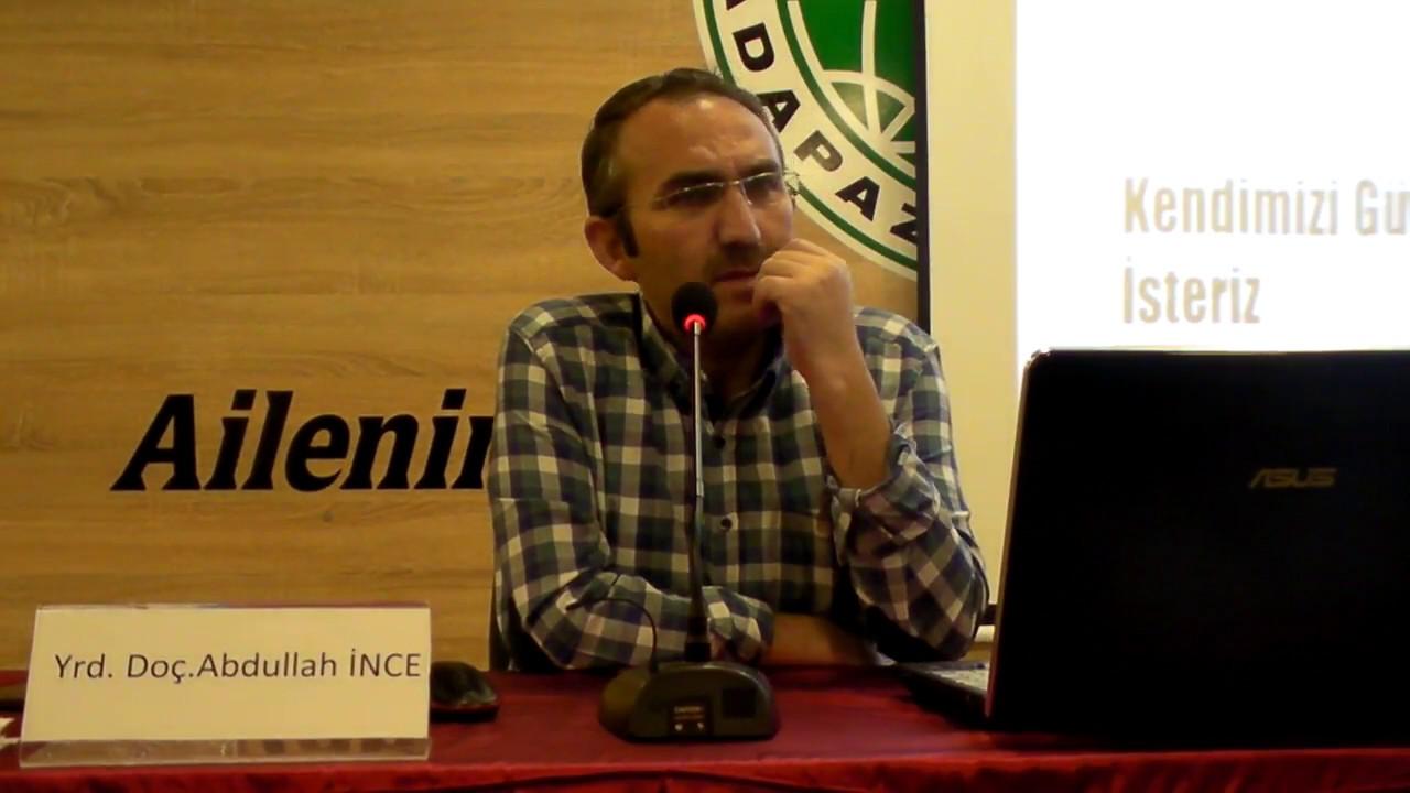 Sakarya Ribat Konferans Abdullah İNCE