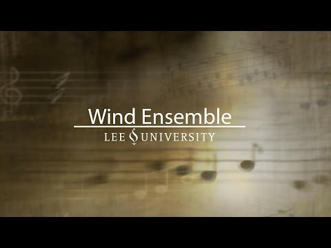 Wind Ensemble Concert, November 30, 2016